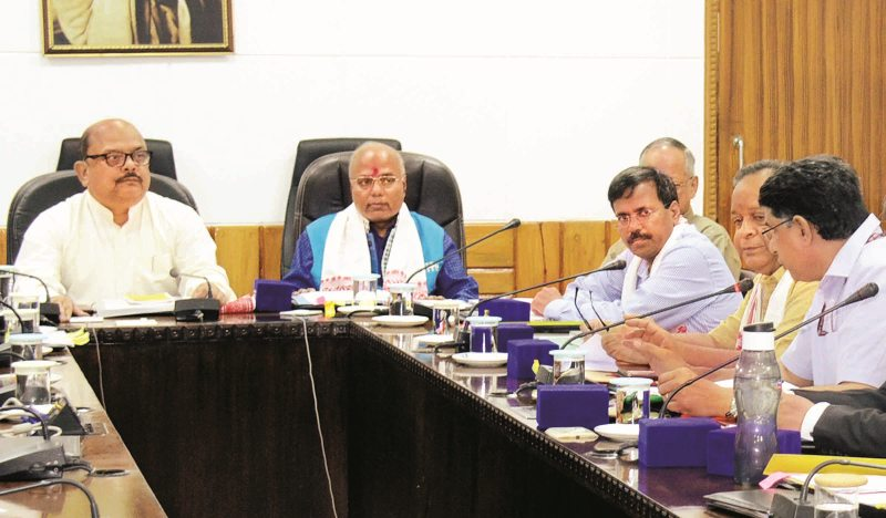 Inter-State Panels To Check Illegal Trade In Northeast
