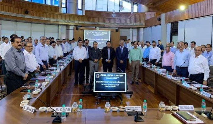 Meghalaya CM Conrad K Sangma, Coal India Ltd Discuss Plan to Dispose of Coal