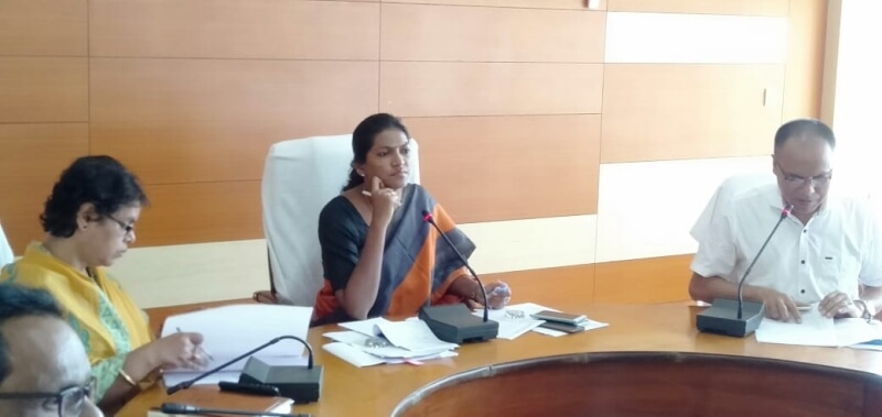 Deputy Commissioner Keerthi Jalli Appeals For Peaceful Muharram In Hailakandi