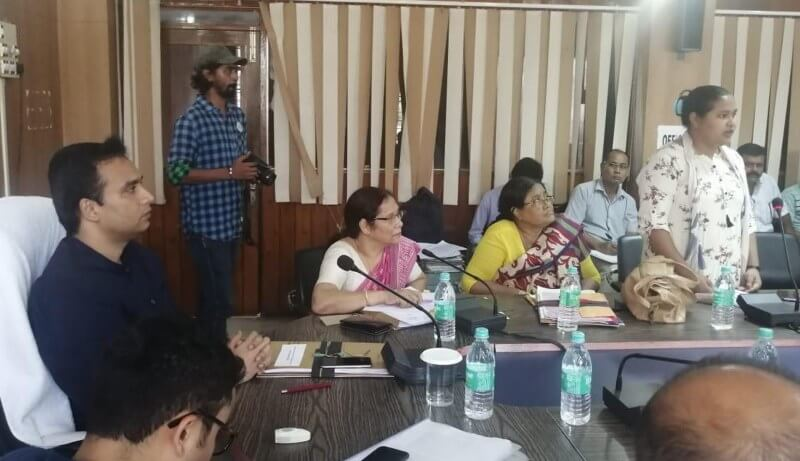 District Development Committee meet held at Bongaigaon to evaluate the development works