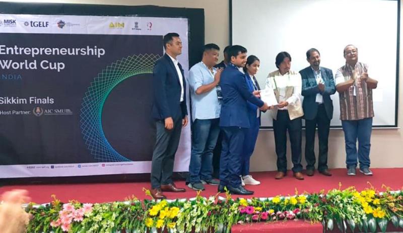 Entrepreneurship WC: SMU Technology Business Incubation Holds Regional Round In Gangtok