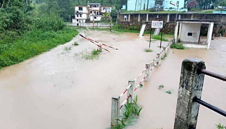 Meghalaya Cabinet Takes Stock of Flood Scene