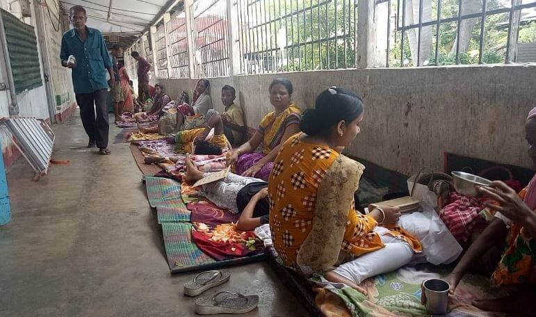 Scarcity of Officers Plagues Golaghat District Hospitals