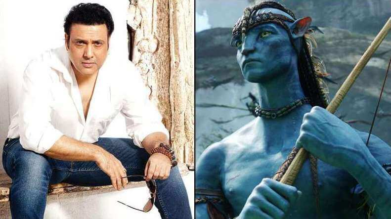 Govinda Claims To Suggest The Name Avatar To James Cameron, Denied Taking A Role For Body Paint