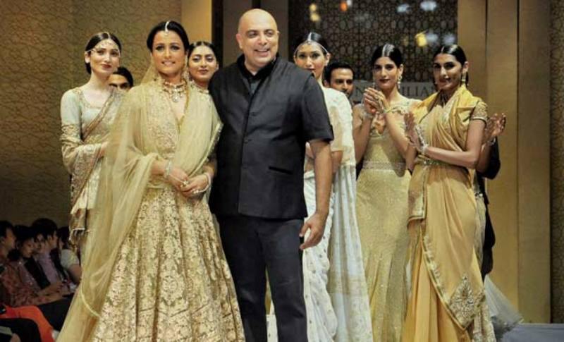 ICW 2019: 'My Models Are My Showstoppers' Says Tarun Tahiliani