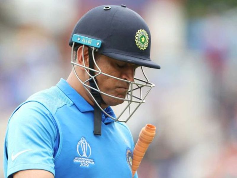 Dhoni trains with Jharkhand
