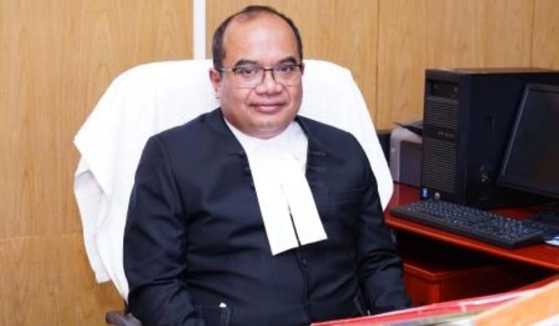 Mediation An Effective Tool: Justice HS Thangkhiew