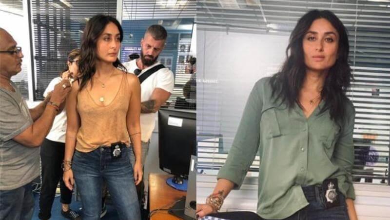 Angrezi Medium: Kareena Kapoor Debuts First Look As Cop In Irrfan Khan