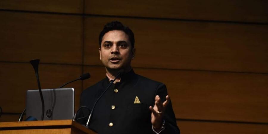 India Must Grow at 8% to Be $5 Trillion Dollar Economy: Krishnamurthy V Subramanian