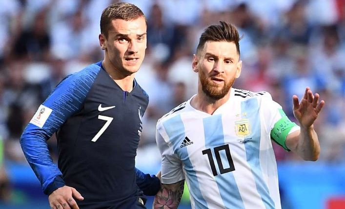 Lionel Messi is the Face of Soccer: Antoine Griezmann