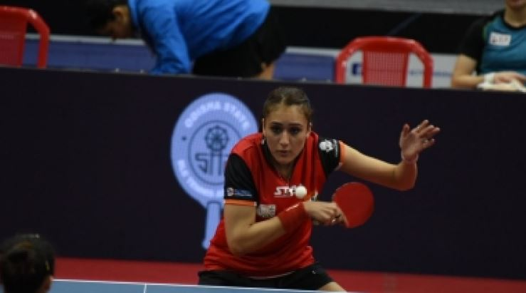 Star Indian Paddler Manika Batra Withdraws from Individual Events