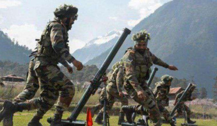 India, China Joint Military Drill at Umroi in December
