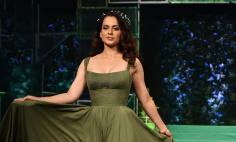 'Our generation over consuming resources' Says Kangana Ranaut