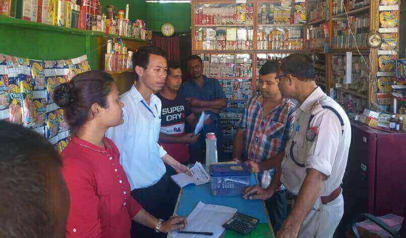 Fake Prescription Racket Busted in Hailakandi