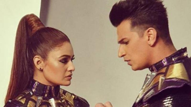 Prince Narula Breaks Down On The Set of Nach Baliye 9 After Brother's Death