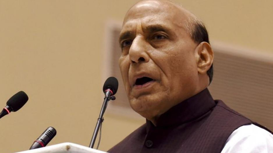 Talks With Pakistan Only On PoK: Defence Minister Rajnath Singh