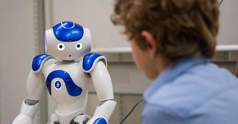 Research Says Robots Can Influence Children's Opinions Significantly