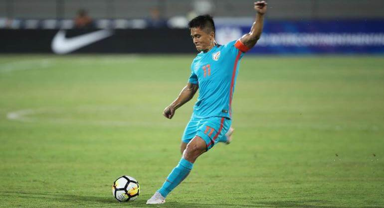 FPAI Indian Football Awards Presented, Sunil Chhetri Becomes Player of The Year For Third Time