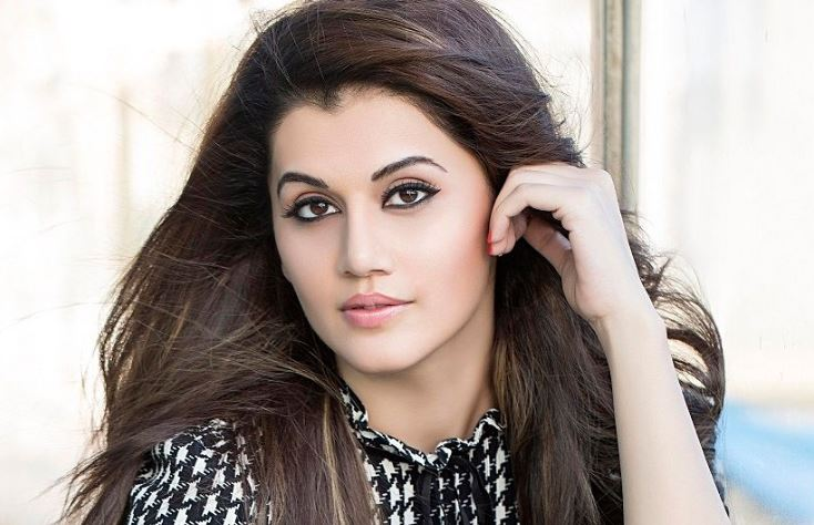 Taapsee Pannu Shared a Moment Between Reality, Drama