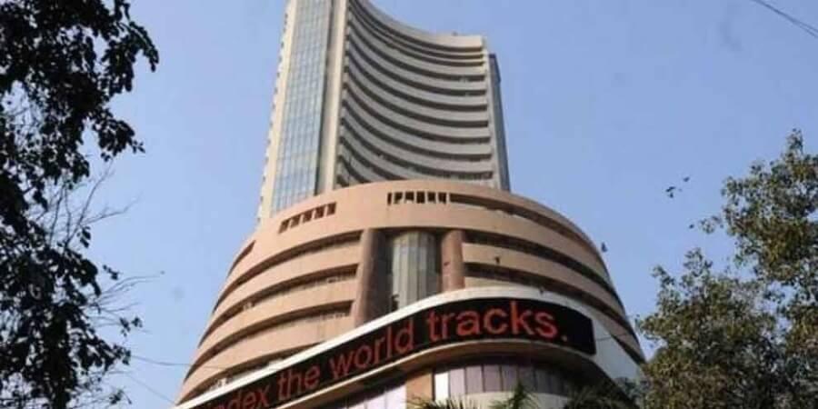 Sensex ends below 38,900 after sharp sell-off