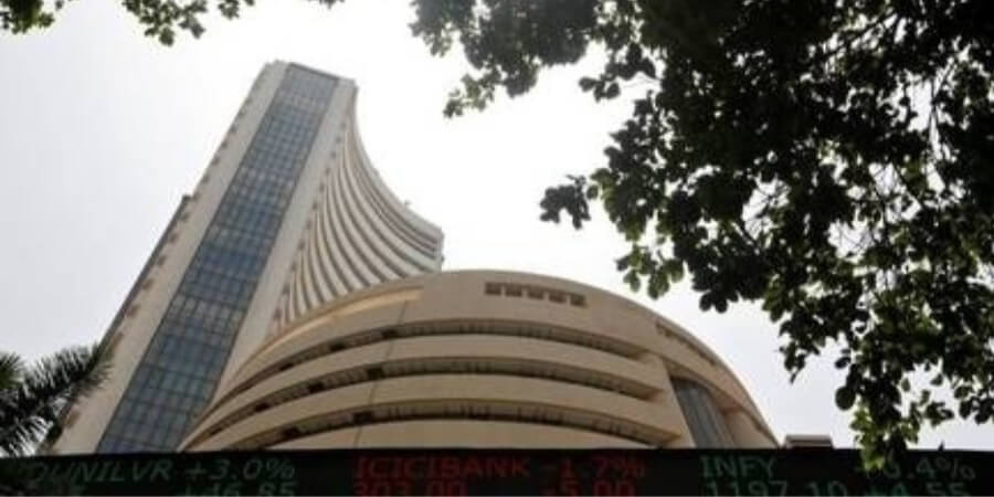 Sensex ends in green after 6 days of decline