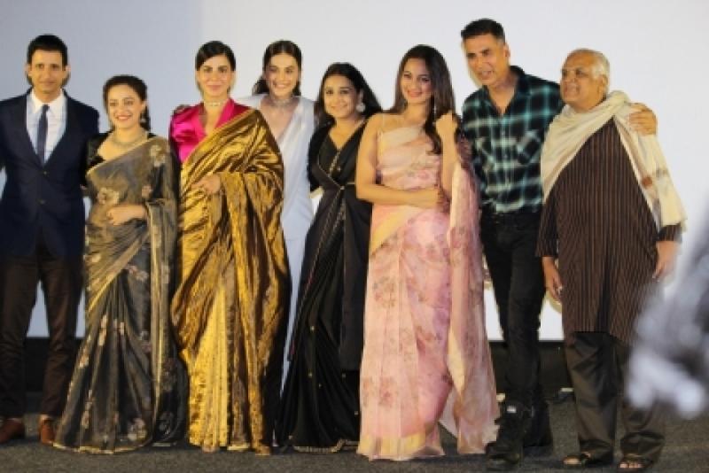 We Don't Celebrate India's Achievements Enough: Vidya Balan