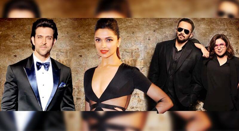 Will Deepika Padukone, Hrithik Roshan Star In Farah Khan