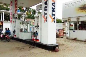 petrol pump operator