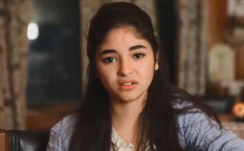 """Dangal Star Zaira Wasim Cites """"Religious Reasons"""" Behind Her Decision To Quit Bollywood"""