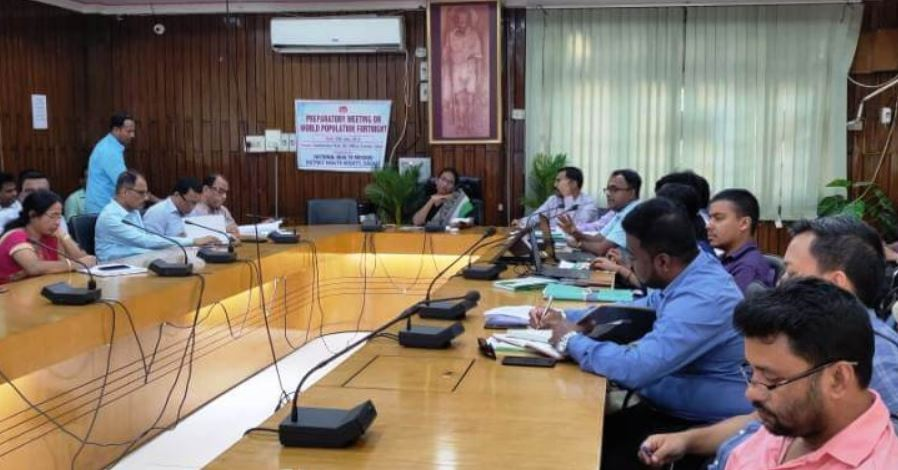 Cachar to Observe World Population Day on July 11