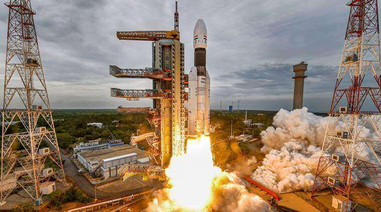 India's Moon Lander Vikram Separates from Chandrayaan-2