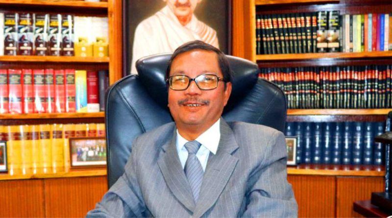 Meghalaya Assembly Speaker Donkupar Roy No More