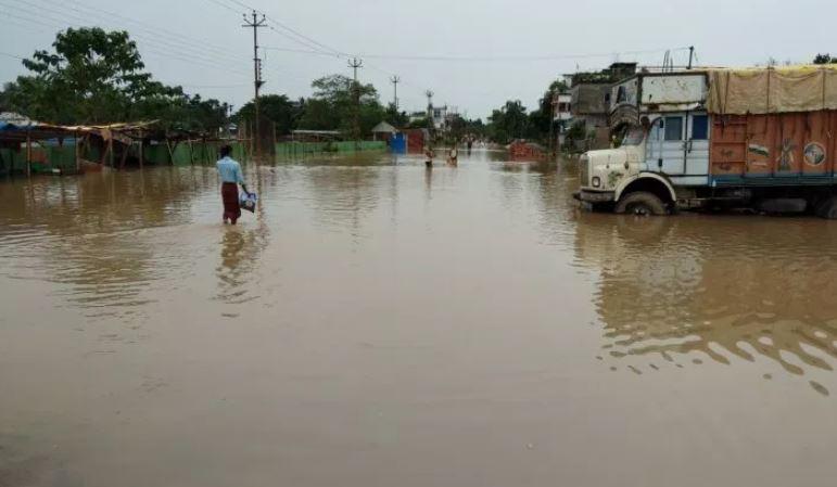 Rain Fury in Tripura & Mizoram, 22,000 People Shifted to Camps