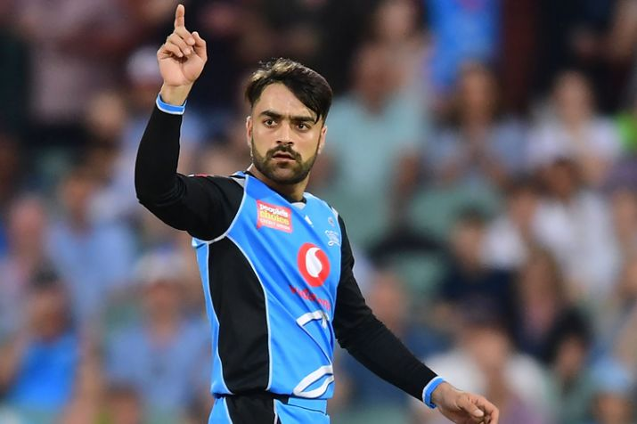 Rashid Khan Named Afghanistan Captain Across All Formats