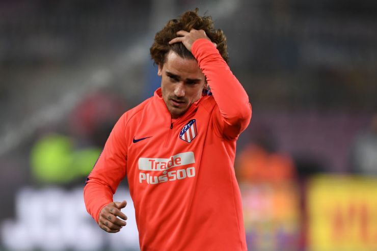 Atletico Madrid Accuse FC Barcelona Of Tampering With Antoine Griezmann