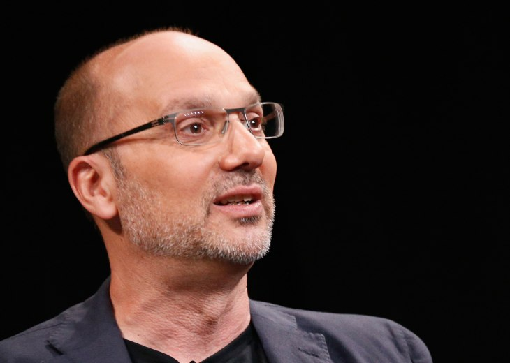 Android Creator Andy Rubin 'Concealed' Google Payments From