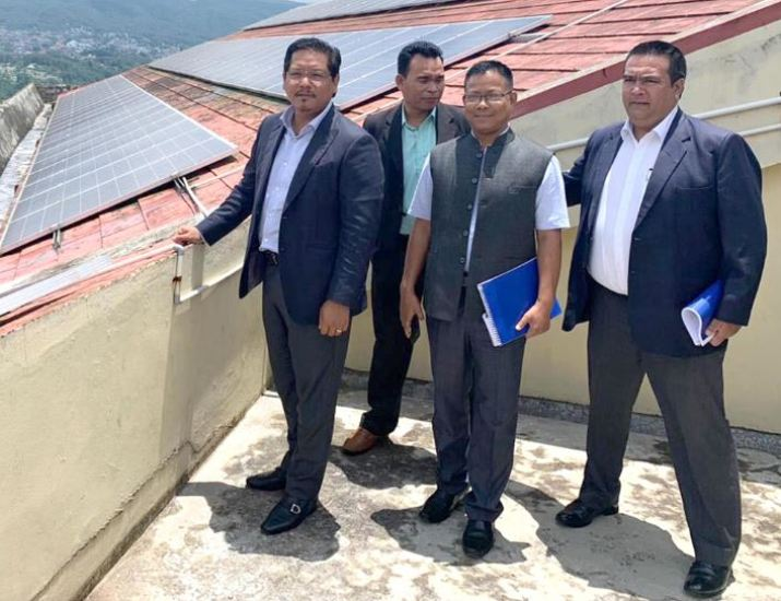 Meghalaya CM Conrad K Sangma Lays Emphasis on Non-Conventional Power Sources