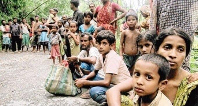 Lakhs of Bangladeshis in NRC