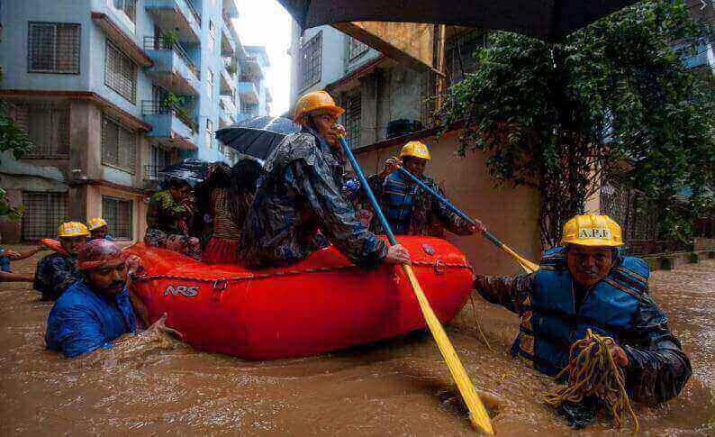 Toll In Nepal Floods, Landslides Reach 43