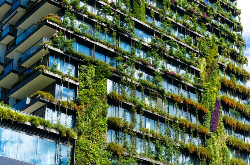 Green Buildings for Sustainable Development