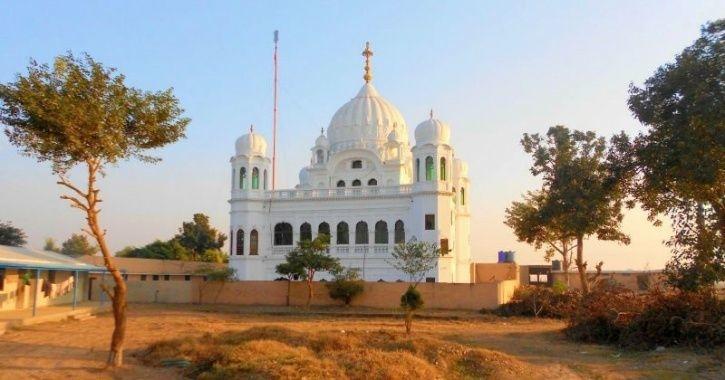 Kartarpur Sahib Gurdwara