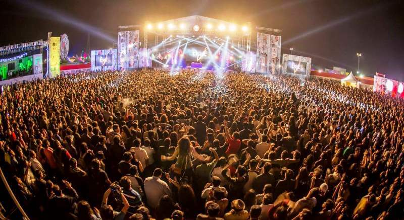 Bacardi NH7 Weekender dates announced, get ready to enjoy the festival on November 1-2
