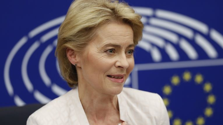 Ursula von der Leyen Elected as First Female European Union Commission Chief
