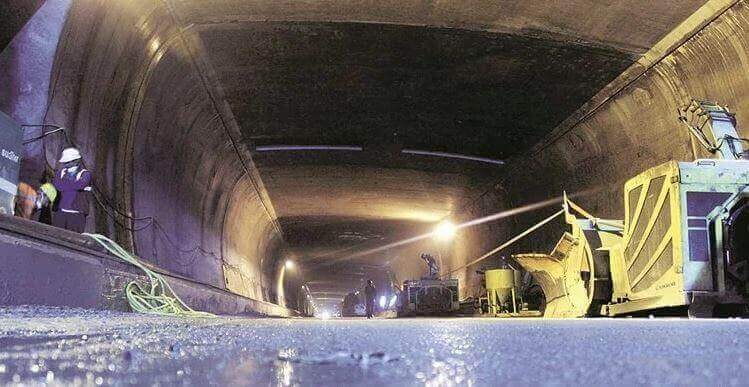 Taming The Avalanche-Prone Mountains Over Rohtang Tunnel