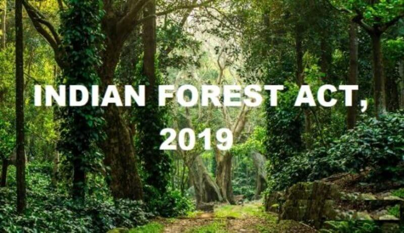 MPHRC Opposed Draft Amendment To Indian Forest Act