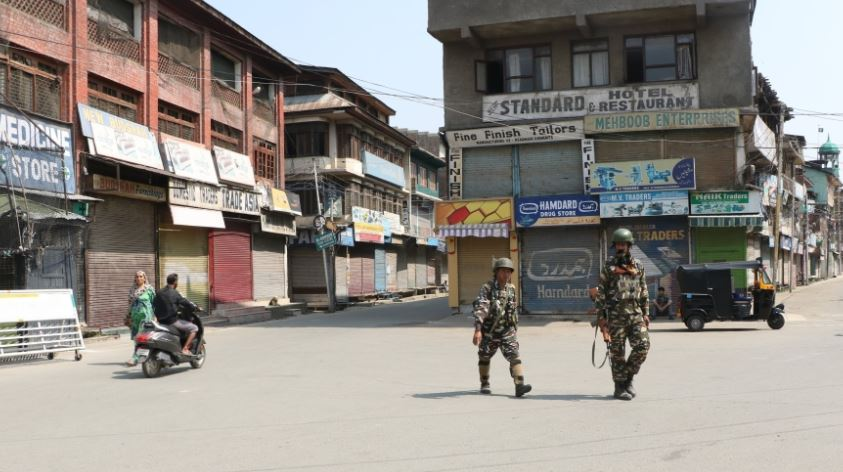 No Killing in Kashmir, Situation to be Normal in a Few Days