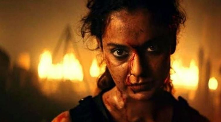 Kangana Ranaut Fires up in 1st Look Teaser of Dhaakad