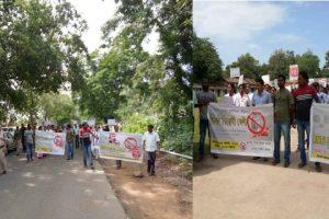 Anti-Drug rally