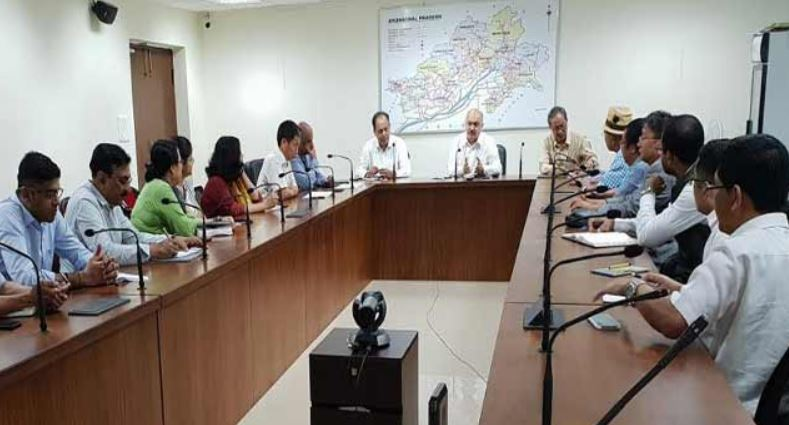 Let Us Make Arunachal A Livable State For All: Chief Secretary Naresh Kumar