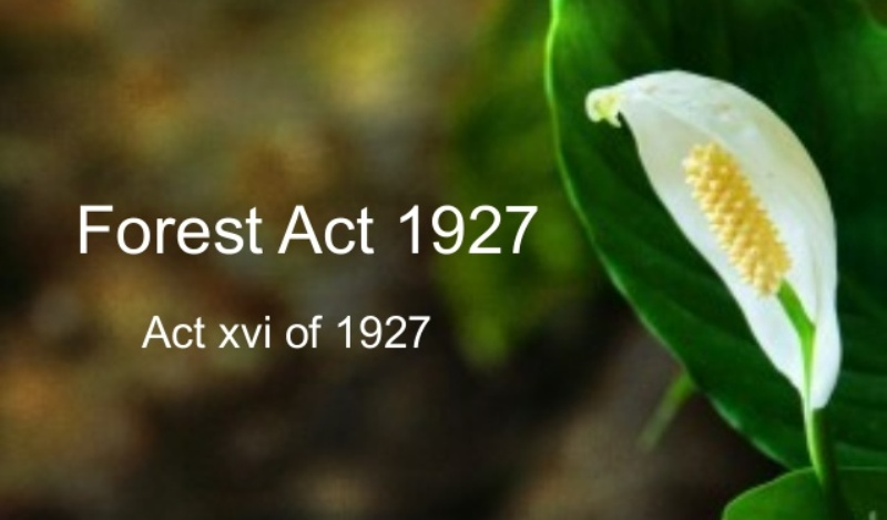 MLFOA Seeks Exemption And Amendment of Forest Act 1927